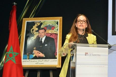 Bouchra Benhida, professeur chercheur en Géopolitique