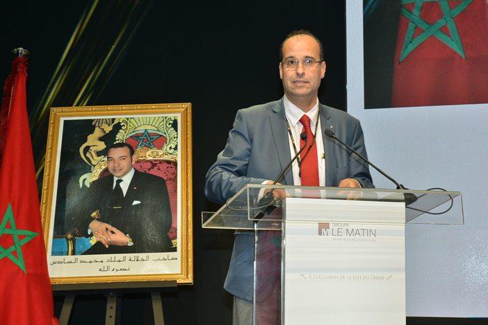 Khalid Chagraoui, professeur chercheur à l'Institut des études africaines