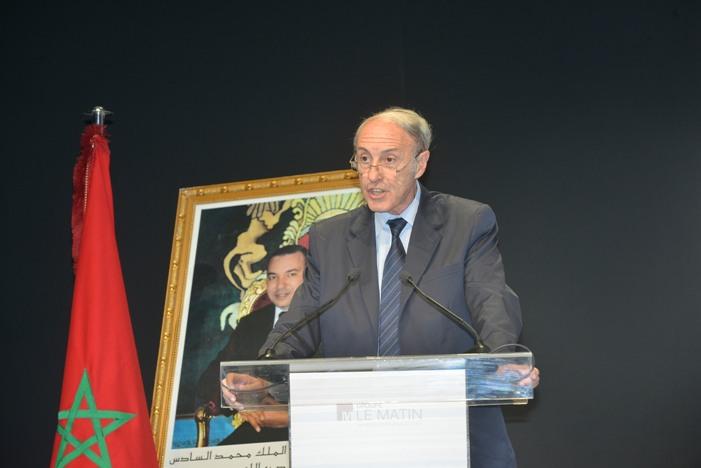 Afif Chelbi, ancien ministre tunisien de l'Industrie