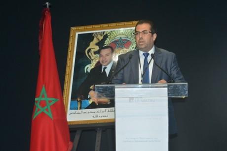 Omar Dahbi, directeur des rédactions du Groupe Le Matin