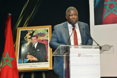 Abdou Diop, président de la Commission Afrique et Sud-Sud à la CGEM