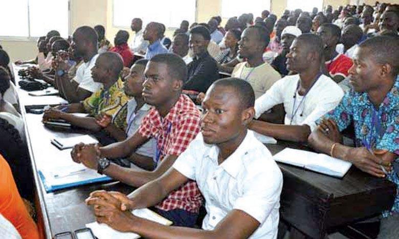 Etape incontournable des tournées «EduMaroc», la Côte d'Ivoire est l'un des principaux pourvoyeurs d'étudiants étrangers au Maroc, encouragée en cela par l'excellence des relations bilatérales qui lient cette grande nation au Royaume. Ph : DR