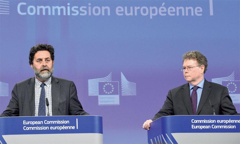 Les négociateurs de l'UE et des États-Unis avaient entamé lundi dernier à Bruxelles le 14e round de négociations sur l'accord de commerce et d'investissement USA-UE, dit TTIP ou Tafta, visant à créer la plus grande zone de libre-échange  du monde.Ph