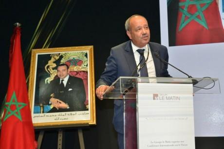 Riad Mekouar, professeur à la Faculté des sciences juridiques, économiques et sociales de Casablanca