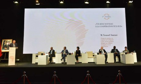 La coopération Sud-Sud au coeur du débat