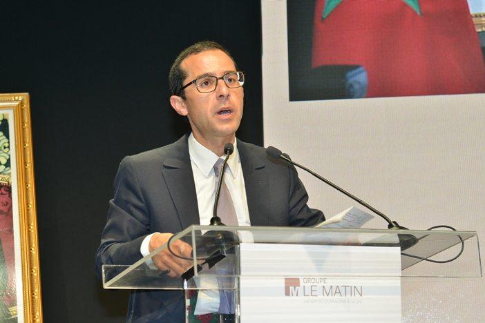 Youssef Rouissi, DGA en charge de la Banque de financement et d'investissement Groupe (BFI)