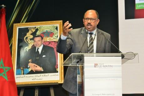 Abdelkhalek Touhami, professeur titulaire à l'INSEA, consultant auprès de la BM