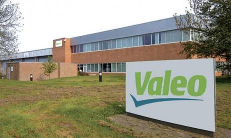 Valeo lance une nouvelle plateforme  industrielle à Tanger Automotive City