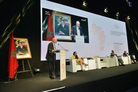 Ce panel a été animé par Bouchra Benhida, Afif Ben Yedder, khalid Chagraoui et Riad Mekouar.