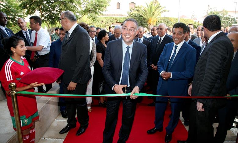 La FRMF se dote d'un nouveau siège à Rabat