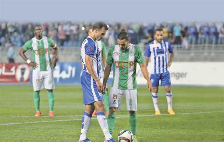 L'OCK entamera la défense de son titre en Coupe du Trône le 27 août face à l'Ittihad Tanger.                             Ph. Archives