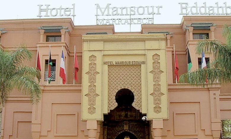 Les travaux du Mövenpick Mansour Eddahbi Marrakech ont coûté près de 53 millions de livres sterling.