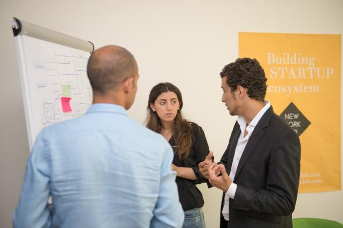 La première édition du programme a vu la participation de 15 startups de différents stades de maturité. Ph : DR