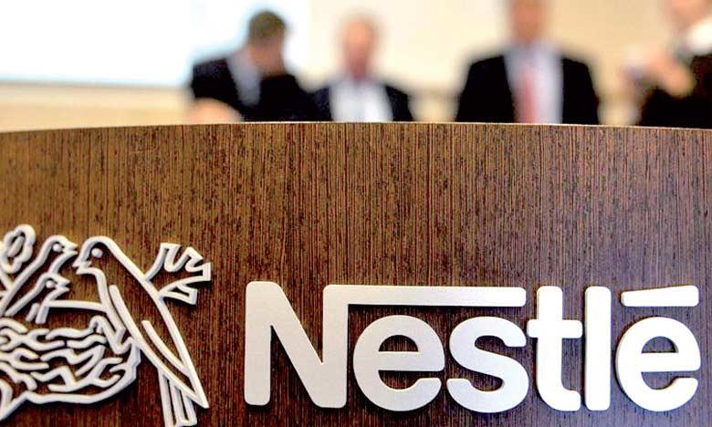 Nestlé voit sa croissance organique fléchir de 3,5% au 1er semestre