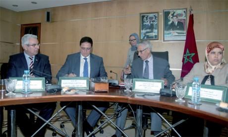 Une convention pour le renforcement des compétences en logistique des jeunes de la région