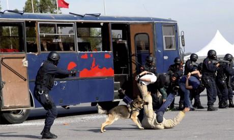 Plus 42.000 personnes arrêtées en juillet pour leur implication présumée dans divers actes criminels