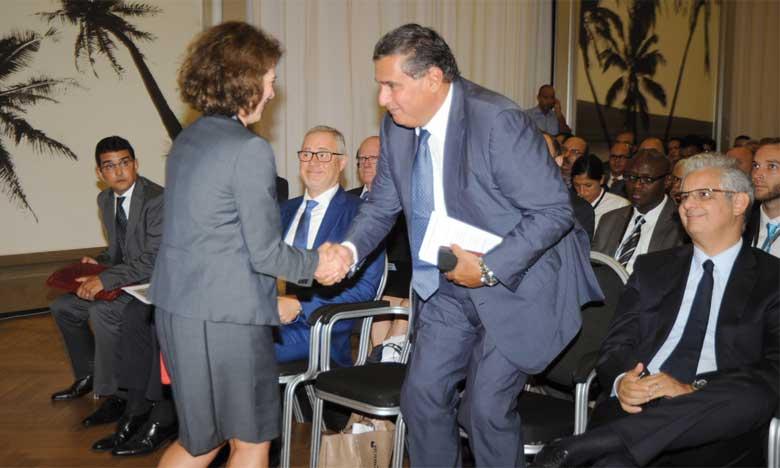 Le Maroc plaide pour un accès facilité aux financements
