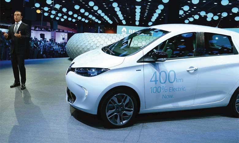 Une nouvelle génération d'autos électriques  en vedette au Mondial