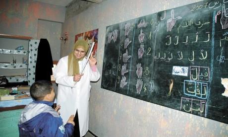 L'école accueille dix fois plus d'enfants en situation de handicap