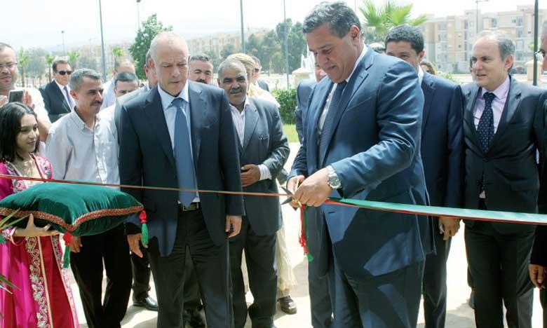 Inauguration du nouveau siège de la Chambre agricole de la région de l'Oriental