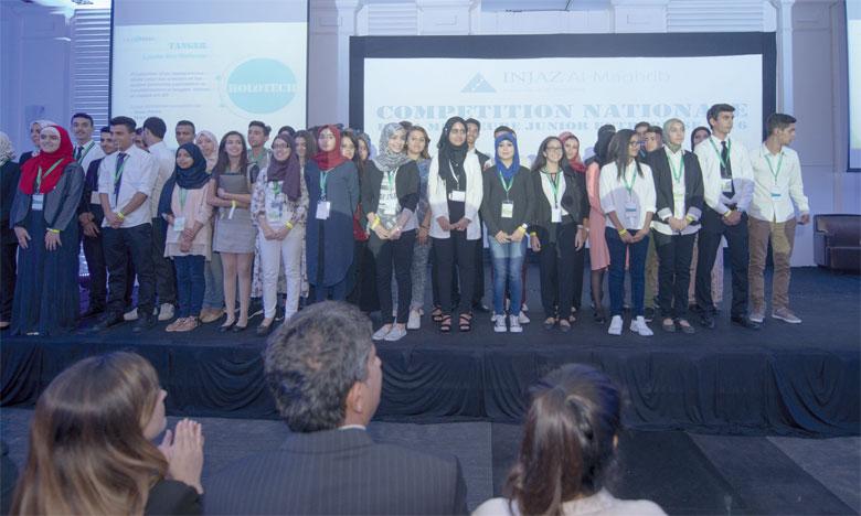 La compétition nationale de la meilleure Junior  Entreprise prend du galon