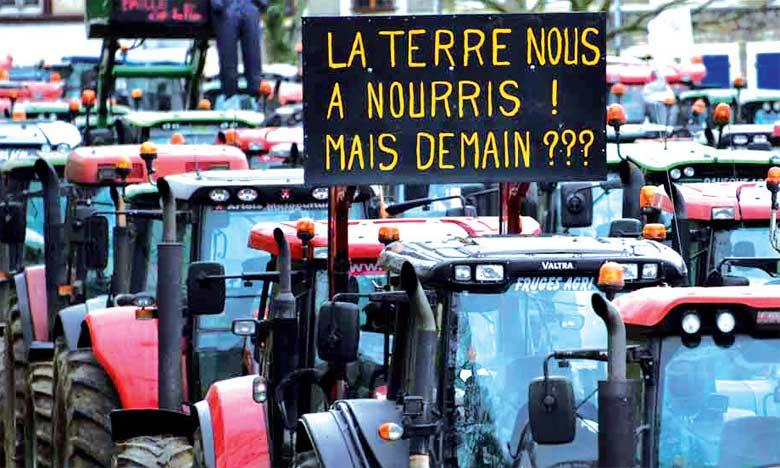 La crise agricole, un frein de plus pour le commerce extérieur