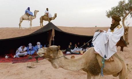 La population nomade enregistre une baisse de 63% en 10 ans