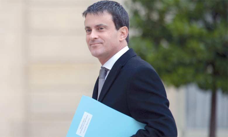 Le Premier ministre Manuel Valls a évoqué la possibilité d'instaurer un «revenu universel garanti» fusionnant «la plupart» des minimas sociaux.  Ph. AFP