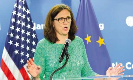 Tafta : l'UE repousse son calendrier, jugé «pas réaliste»