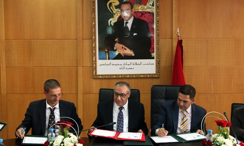 Le Maroc est le seul pays africain membre à ce projet qui va démarrer en 2020. Ph : MAP