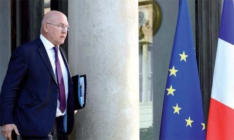 «Tout le monde est d'accord pour dire aujourd'hui qu'il ne serait pas raisonnable de construire un budget sur une perspective de croissance supérieure  à 1,5%», a prévenu le ministre de l'Économie et des Finances, Michel Sapin.