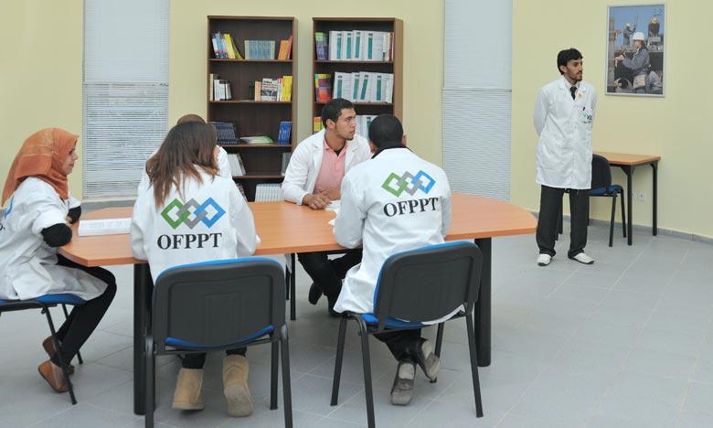 L'OFPPT formera 501.000 jeunes en 2016-2017