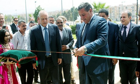 Akhannouch inaugure le nouveau siège de la Chambre de l'Oriental
