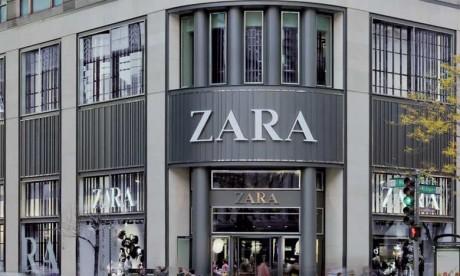 Repéreurs de tendances, stylistes et logiciels d'analyse des ventes permettent à Zara de coller au plus près du goût des consommateurs.                                     PH. DR