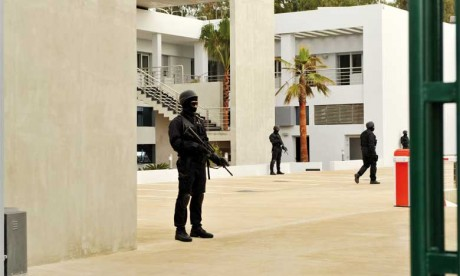 Liens avérés des membres du réseau de trafic  de drogue démantelé près de Boujdour avec  le «Polisario» et les activités terroristes
