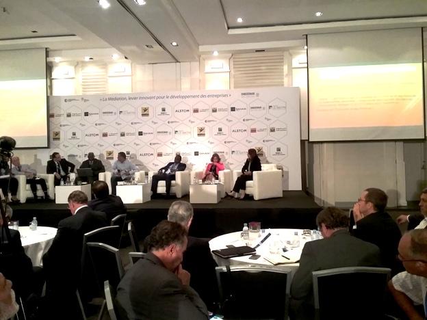 Vue du premier Séminaire international de la médiation au Maroc.