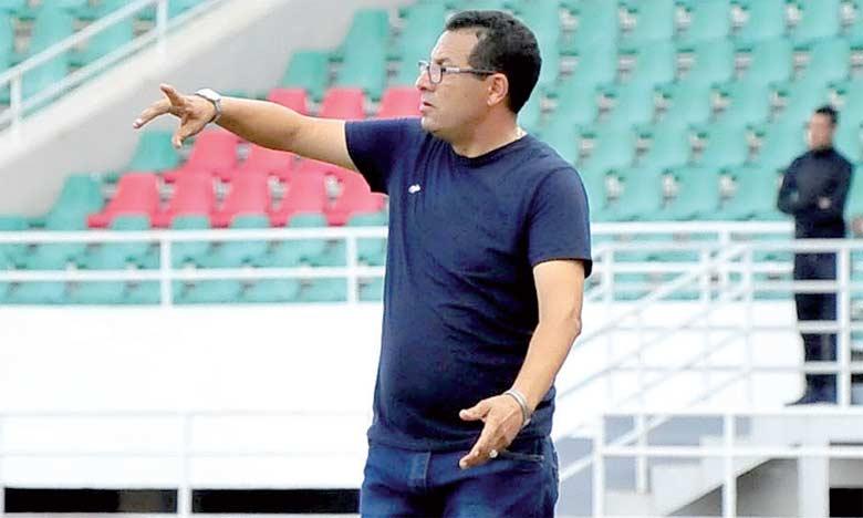 Abdelmalek El Aziz, ancien entraîneur de l'AS FAR.