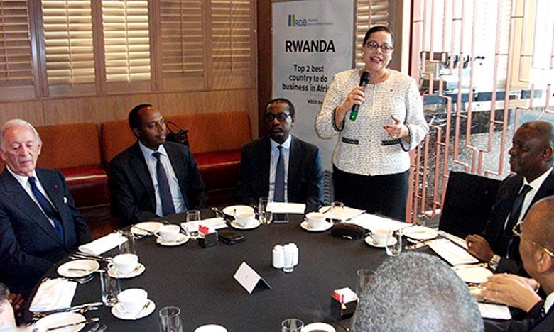 Le Maroc et le Rwanda veulent renforcer leur partenariat