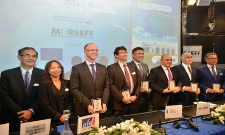 BERD et BMCE Bank of Africa signent la 2e ligne MorSEFF (Vidéo)