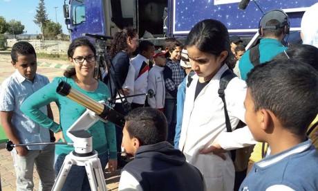 Le cinquième Festival d'astronomie d'Ifrane prend fin