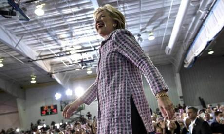 Levée de fonds record pour Hillary Clinton