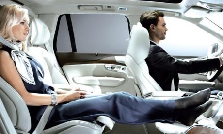 Plus aucun mort dans un véhicule Volvo d'ici 2020