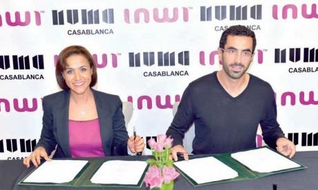 Inwi et Numa s'allient pour  booster les startup marocaines