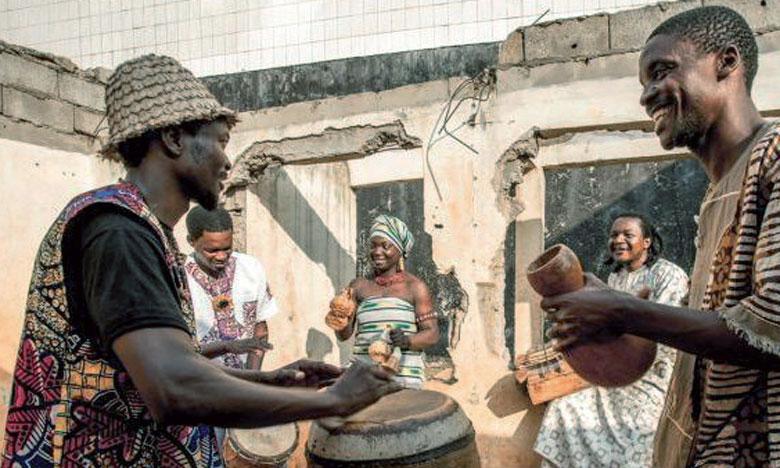Le public aura rendez-vous avec le groupe camerounais Love n'Live.