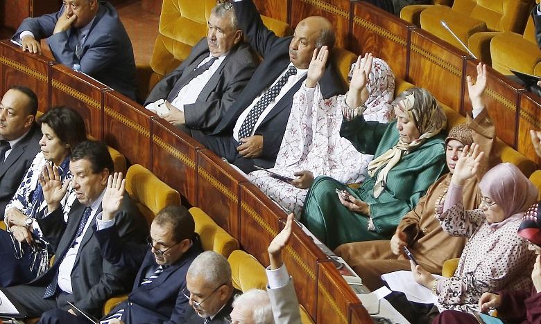 La représentativité de la femme s'élève à près de 21 PC de l'ensemble des membres de la Chambre des représentants.