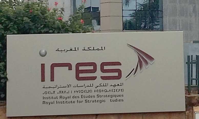 L'IRES rend public un document de référence sur les relations extérieures du Maroc