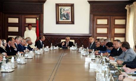 Douze ministres démis de leur fonction