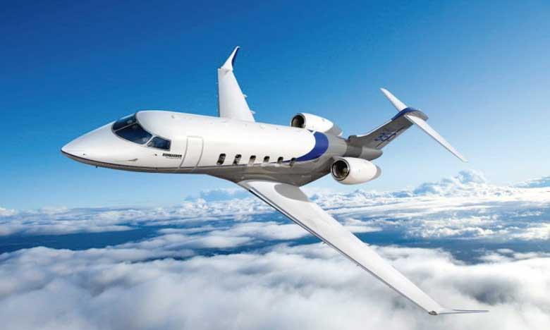 Bombardier se distingue sur le marché des avions d'affaires