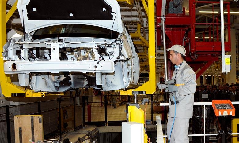 Ces contrats d'investissements devront contribuer au renforcement de la dynamique de croissance intégrée du secteur automobile, en parfait accord avec la logique des écosystèmes mis en place. Ph : MAP