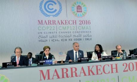 Le Maroc a fait du soutien aux pays les plus vulnérables aux changements climatiques, notamment les insulaires, un des axes principaux de sa feuille de route lors de la COP 22.